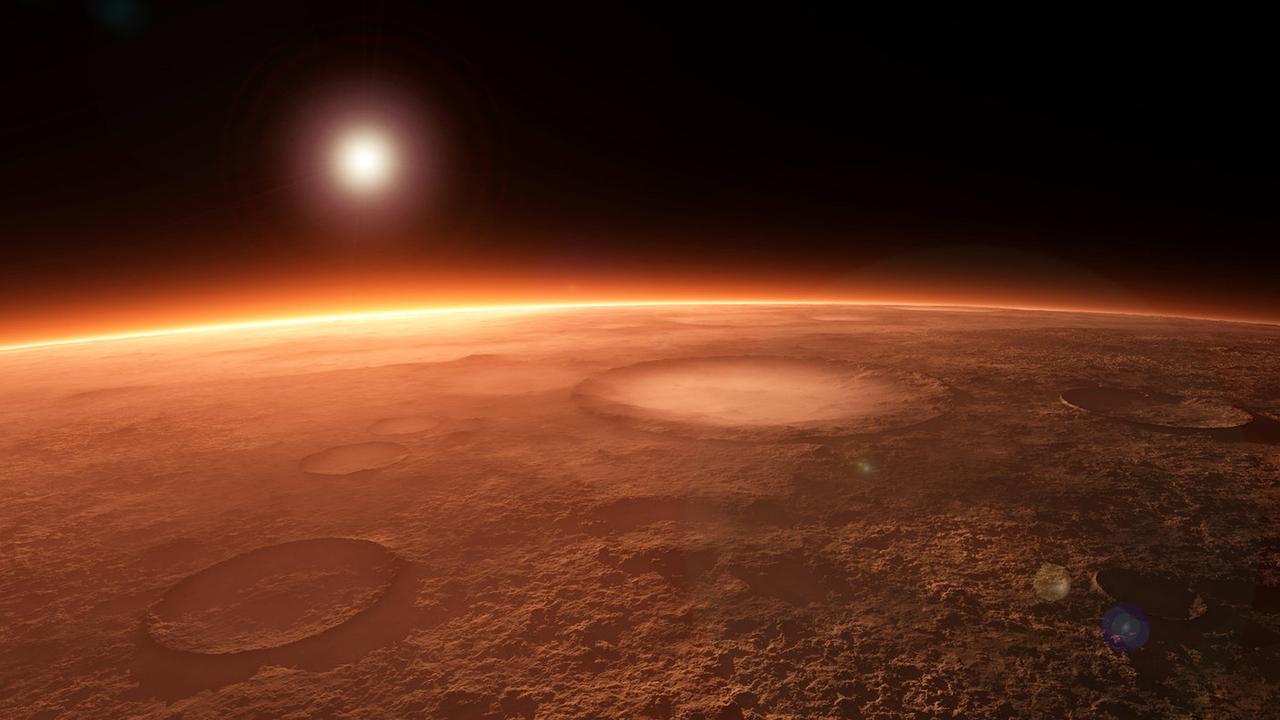 Ученые пояснили, почему Марс менее Земли иВенеры