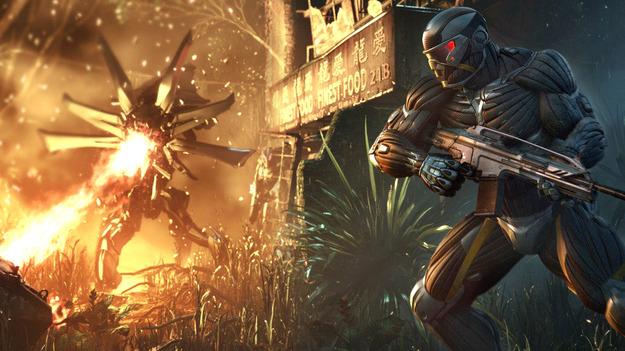 ЕА продемонстрировала 5-ое диво игры Crysis 3