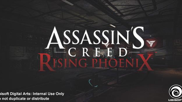 В интернет проник знак неанонсированного проекта Assassin'с Creed: Rising Phoenix