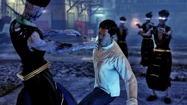 Разработчики игры Sleeping Dogs были рады избавиться от покровительства Activision