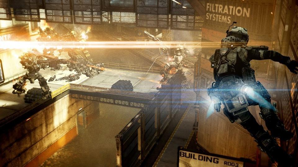 Вближайшие дни мультиплеер Titanfall 2 будет безусловно бесплатным