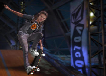 Скриншот Tony Hawk: Shred