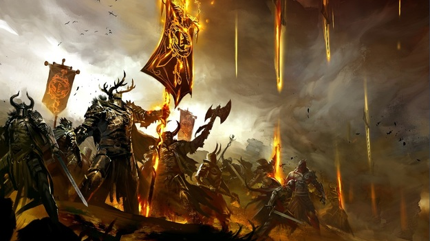 Бригада ArenaNet рассчитывает перевести игру Guild Wars на самоподдержку