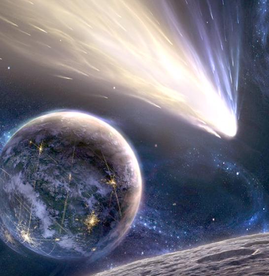 В 2017-ом кЗемле приблизятся две опасные кометы