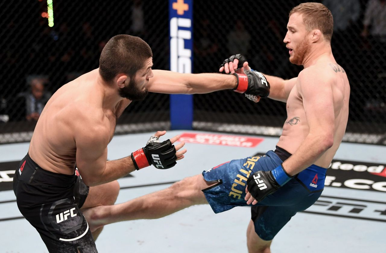 MMA news: Khabib Nurmagomedov admitted which of his rivals had the heaviest blow