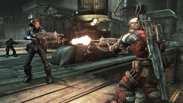 Майкрософт представит обновленный порядок игры Gears of War: Judgment в добавлении Call to Arms