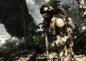Снимок экрана Call of Duty: Ghosts