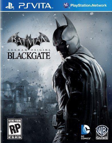 Супермаркет Amazon обнародовал бокс-арт игр Batman: Arkham Origins и Blackgate