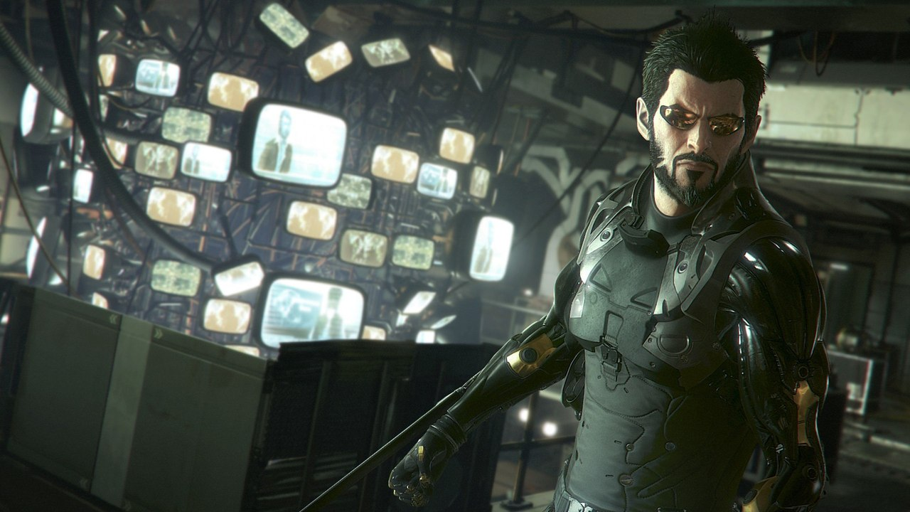 Deus Ex: Mankind Divided (2016) PC - Скриншот 2