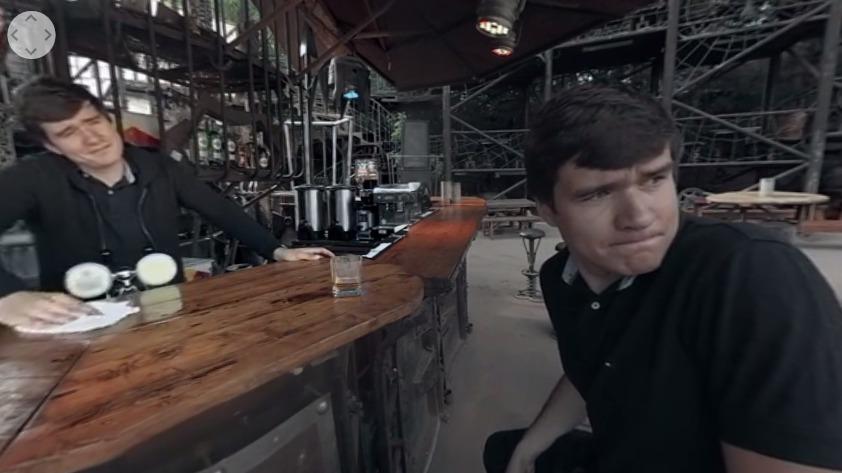BadComedian выпустил обзор на фильм «Терминатор 2» в 360-градусов глазами Терминатора