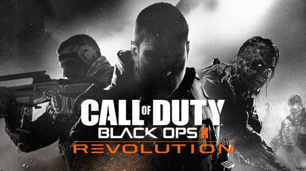 В интернете вышли свежие компоненты добавления Revolution к игре Call of Duty: White Ops 2