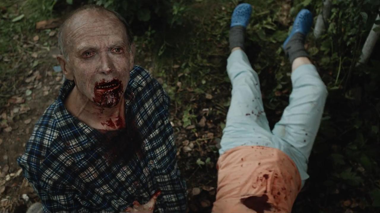 Николай Басков сыграл роль вкороткометражке Сигарева «Z»