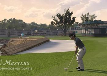 Скриншот Tiger Woods PGA Tour 12
