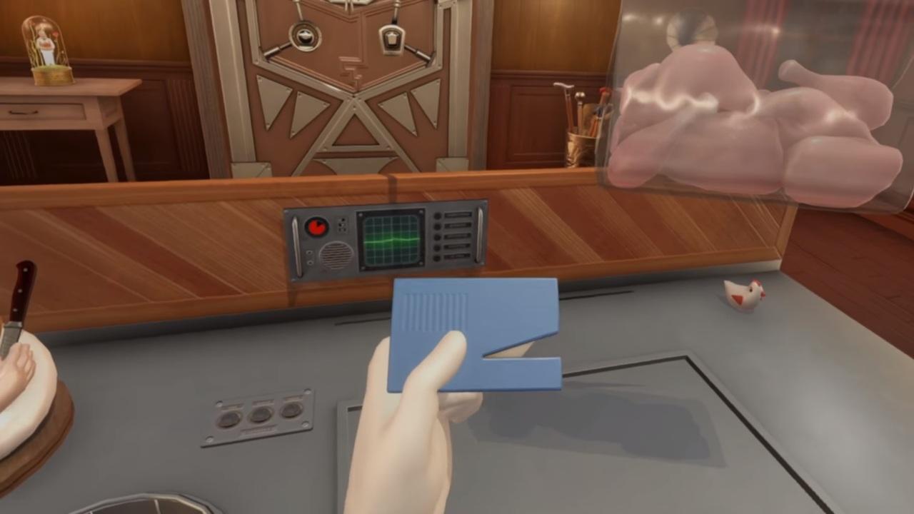 Сеть ресторанов KFC сделала реалистичную игру-ужастик в стиле BioShock Infinite