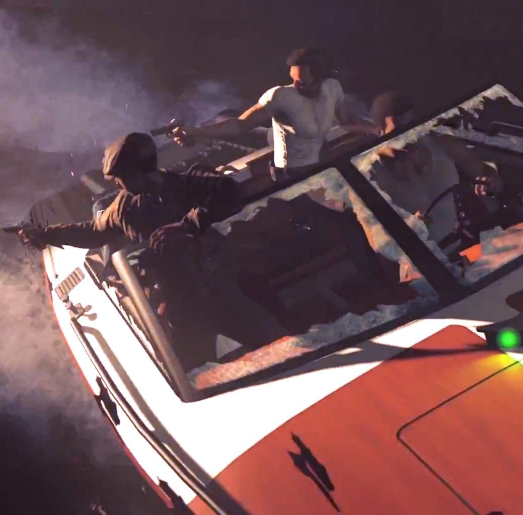Крупнейшее ограбление казны США показали в новом видео игры Mafia III