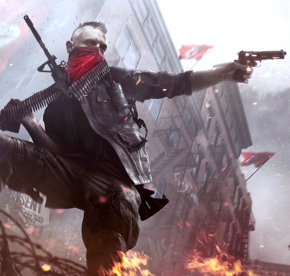 ВHomefront: The Revolution можно будет бесплатно поиграть навыходных