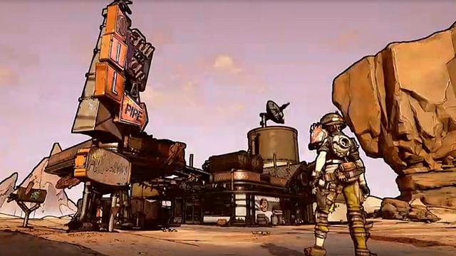 Вweb-сети интернет появилась демо-версия новейшей игры Borderlands 3