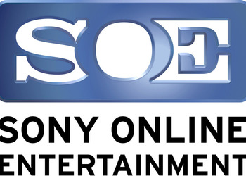 Логотип Sony Online Entertainment