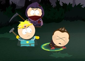 Скриншот South Park: The Game