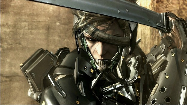 Игра Metal Gear Rising: Revengeance выйдет на РС