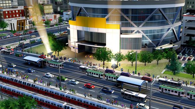 ЕА продемонстрирует игрокам демо модификацию SimCity на следующей неделе