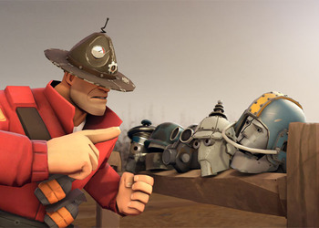 Концепт-арт Team Fortress 2