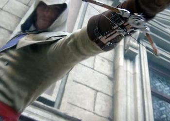Снимок экрана трейлера Assassin'с Creed: Unity