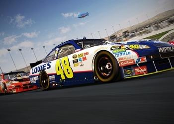 Скриншот NASCAR 2011