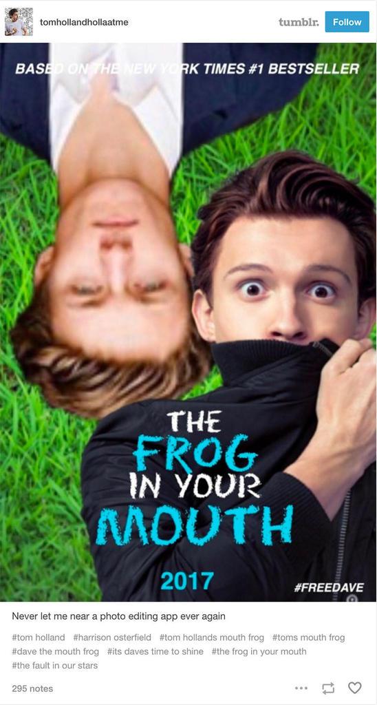 Написал прям в рот