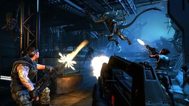Размещены системные условия к игре Aliens: Colonial Marines