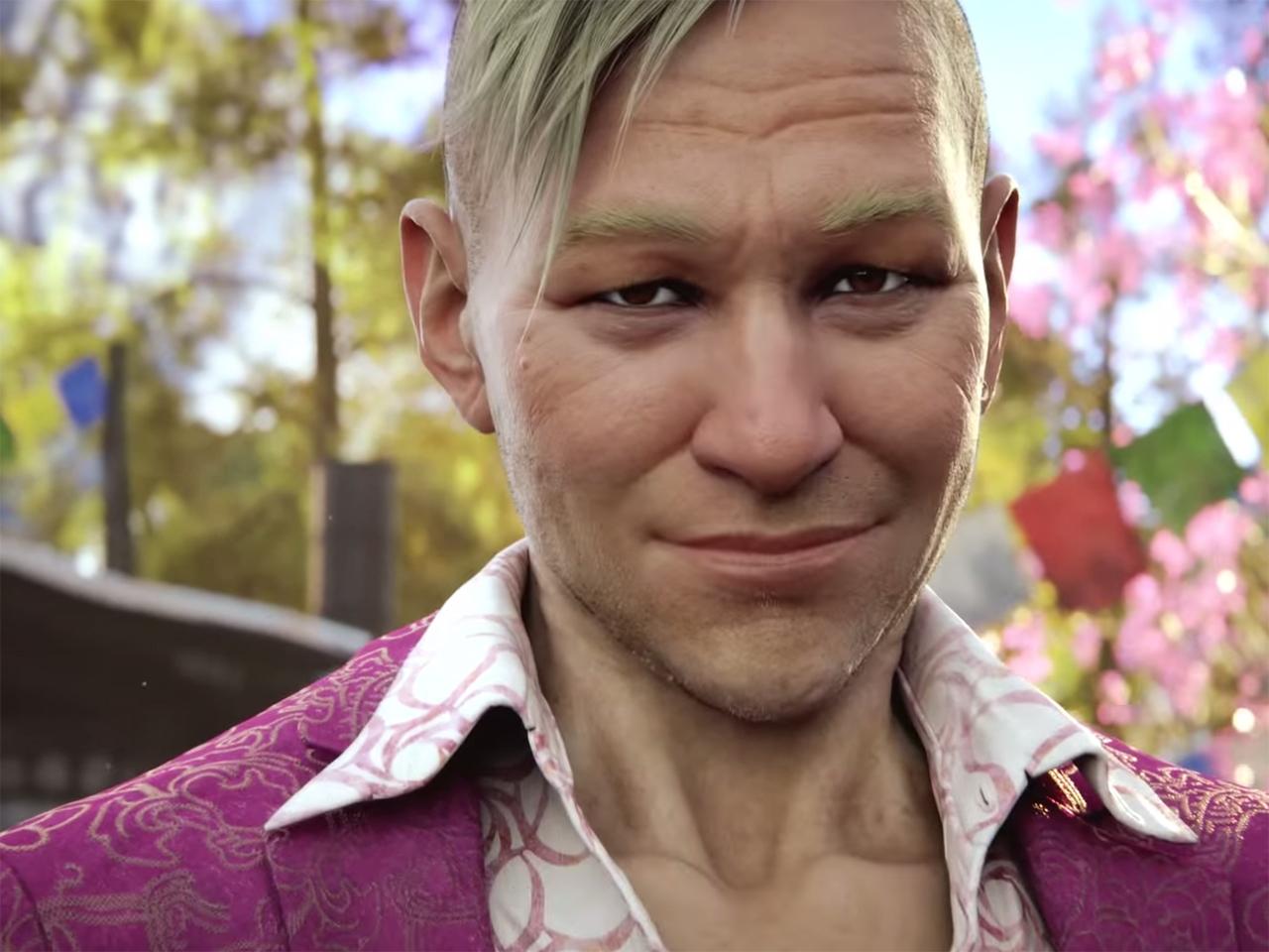Пэйган Мин лично поприветствовал игроков Far Cry 4 в трейлере релиза