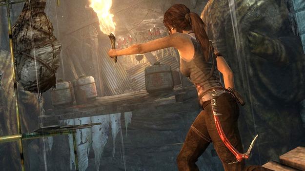Square Enix произвела обновленный трайлер к игре Tomb Raider
