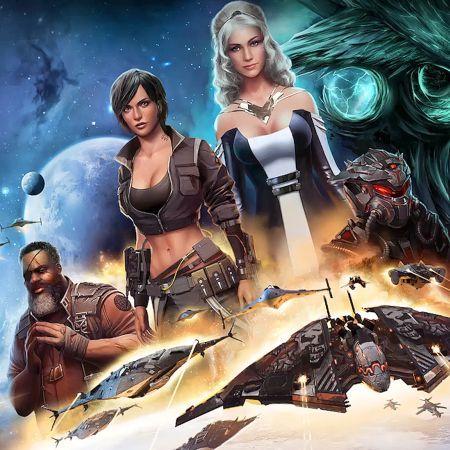 Доступна новая игра Star Conflict Heroes омежзвездном конфликте