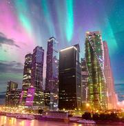 Северное сияние загорится над Москвой 10 сентября