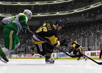 Снимок экрана NHL 13