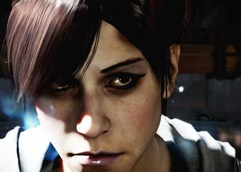 Снимок экрана inFamous: First Light