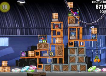 Скриншот Angry Birds Rio