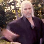 Геральта изо зрелище The Witcher 0 сделали самураем равным образом засняли возьми видео