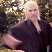 Геральта с зрелище The Witcher 0 сделали самураем равно засняли бери видео