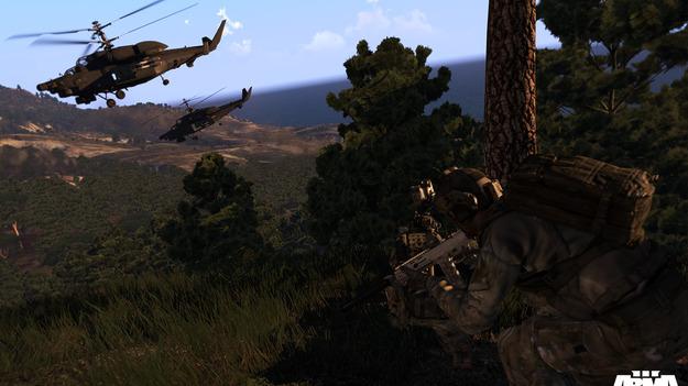Веб-сайты создателей игры Arma 3 штурмовали хакеры