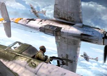 Снимок экрана Ил-2 Штурмовик