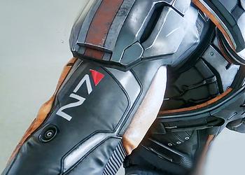 Снимок экрана Mass Effect 4