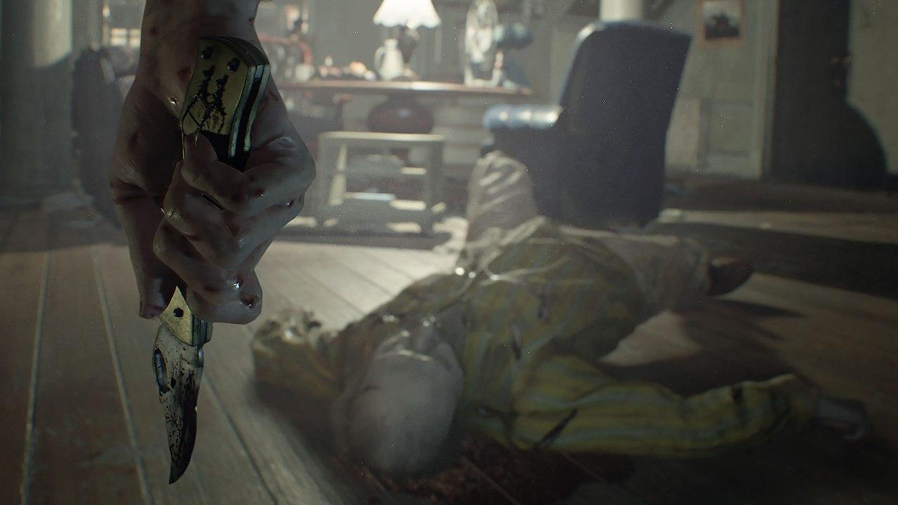 Resident Evil 7: Biohazard— постер, скриншоты, геймплей
