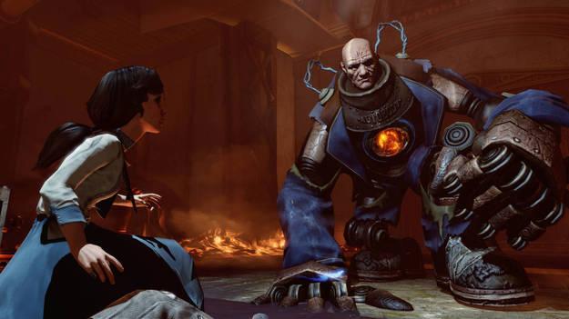 Первую информацию о добавлении к игре BioShock Infinite покажут в середине августа