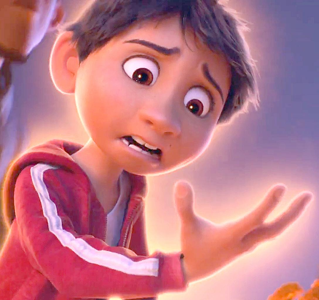 Вышел трейлер мультфильма студии Pixar про День мертвых