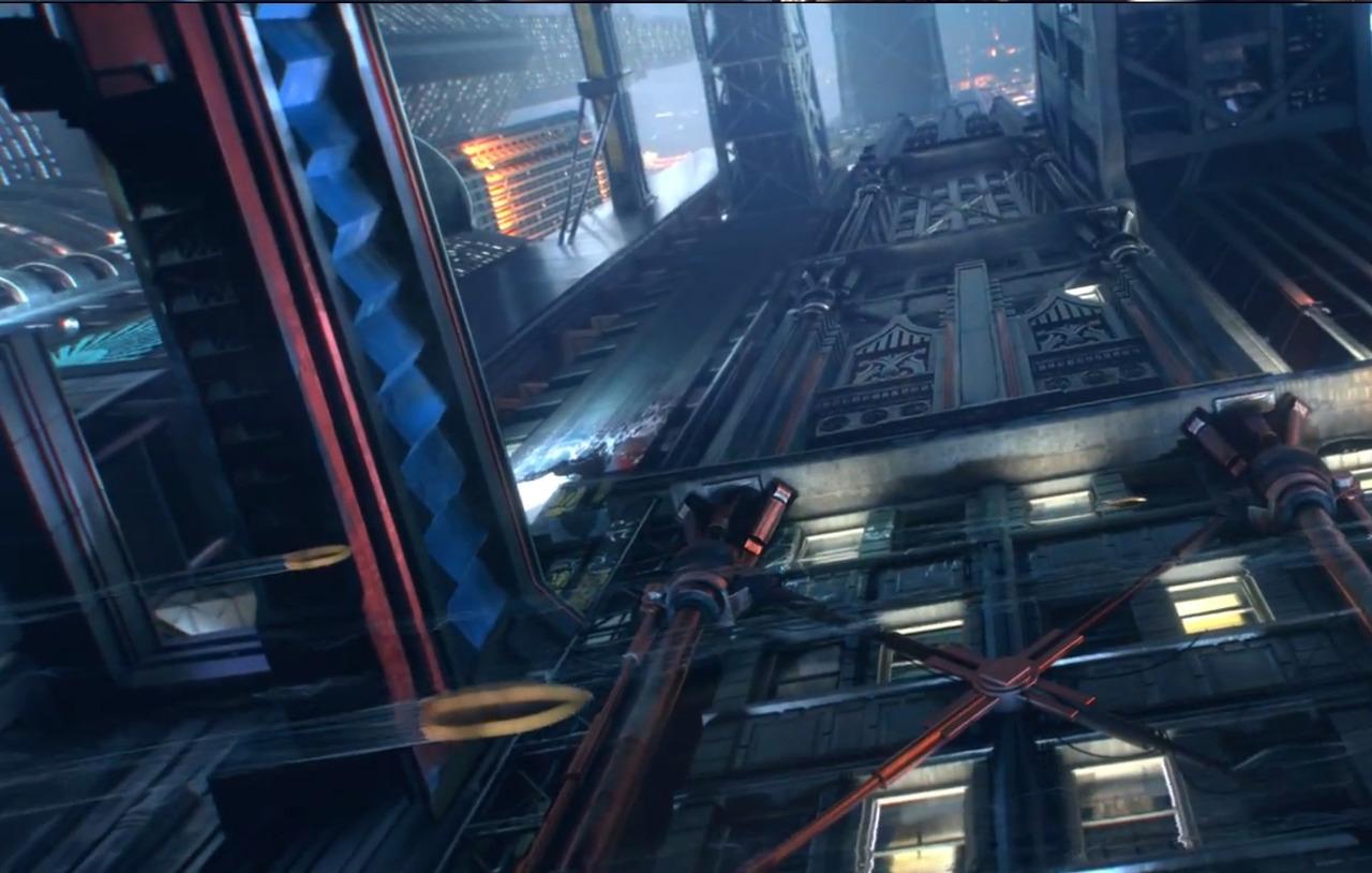 Cyberpunk 2077 (2016) PC - Скриншот 2