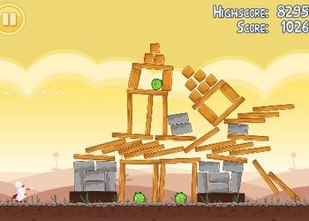 Скриншот Angry Birds