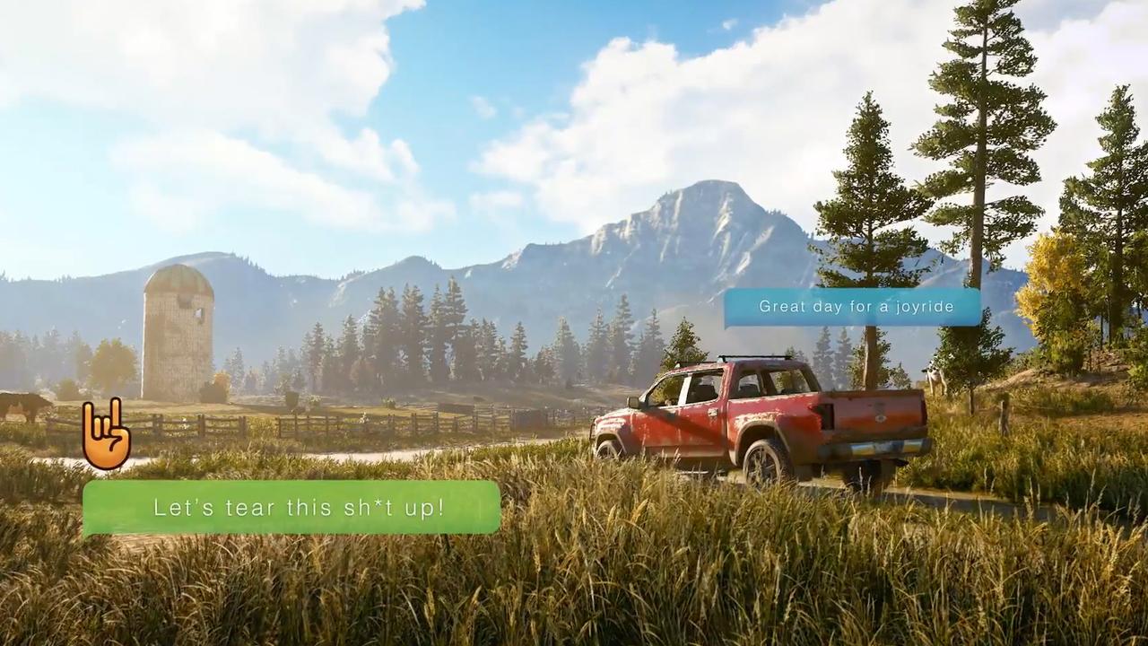 Far Cry 5: детали кооперативного режима