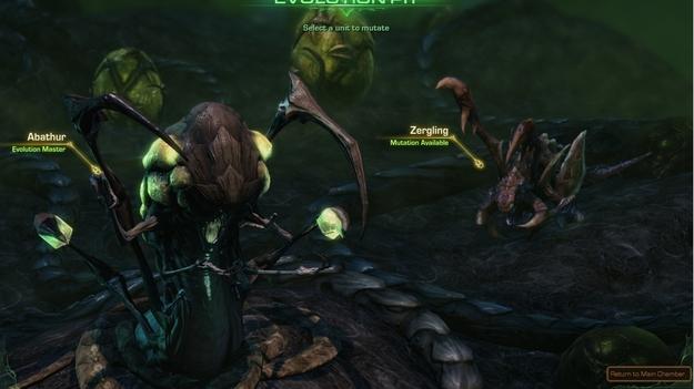 В игре StarCraft II: Heart of the Swarm будет подготовка с ИИ-учителем