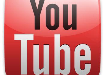 Знак YouTube